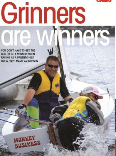 Grinners are Winners Article