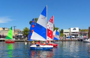 Firebugs at the Crown Series Regatta at Bellerive